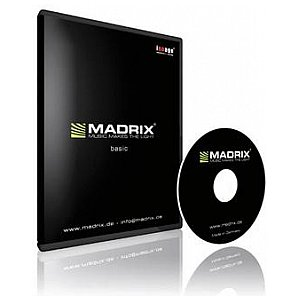 Madrix basic - software w. DMX512 output 1/1