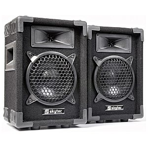 "Skytec MAX Set6 PAspeakerset 6""/ Pair 1/5"