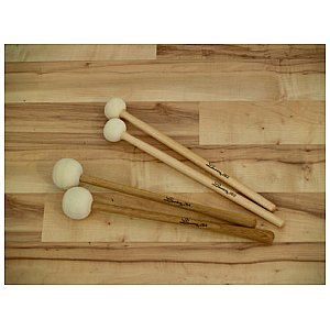 Dimavery DDS-Bass Drum Mallets, small, pałki perkusyjne 1/1