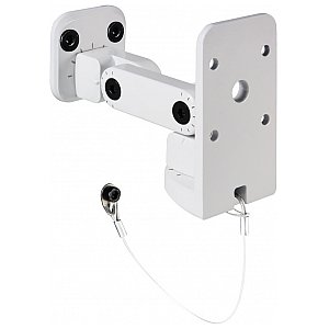 LD Systems SAT WMB 10 W - Wall mount for speakers white 1/1