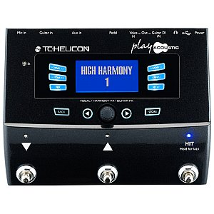 TC-Helicon Play Acoustic 1/4