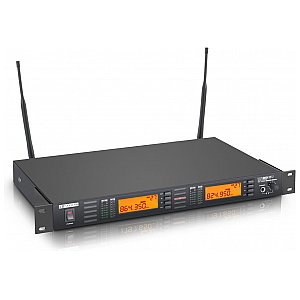 LD Systems WS 1000 G2 R2 - Dual Receiver 1/2