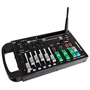 AFX Light W-DMX54, kontroler DMX 1/2