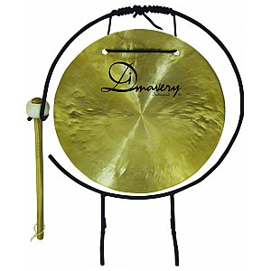 Dimavery Gong, 25cm with stand/mallet 1/1