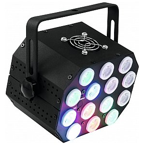 EUROLITE LED PS-46 RGB 14x1W Flash Spot, Reflektor efektowy 1/5