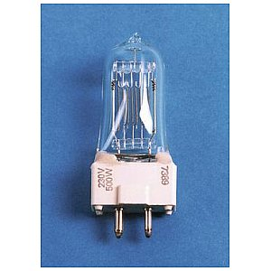 Philips 7389 A1/244 230V/500W GY-9.5 75h 1/1