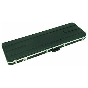 Dimavery ABS rectangle-case for e-bass, futerał gitarowy 1/3