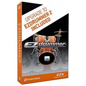 Toontrack - Upgrade EZdrummer Lite do EZdrummer 2 1/1