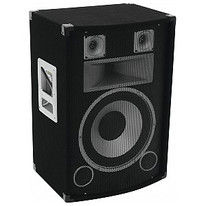 Omnitronic DS-123 MK2 3-way speaker 500W 1/3