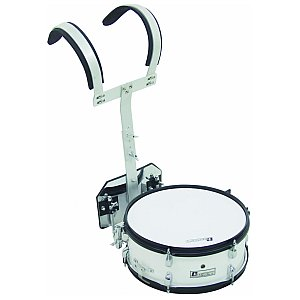 Dimavery MS-200 Marching Snare, white, bęben marszowy 1/1