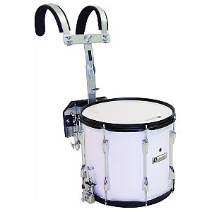 Dimavery MS-300 Marching-Snare, white, bęben marszowy 1/1