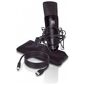 LD Systems D 1014 CUSB - USB Studio Condenser Microphone 1/3