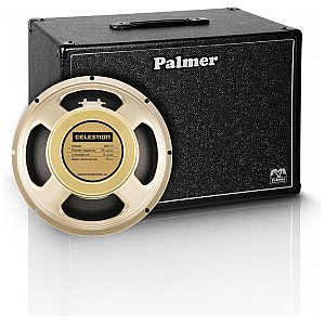 "Palmer MI CAB 112 CRM - Guitar Cabinet 1 x 12"" with Celestion Creamback 1/5"