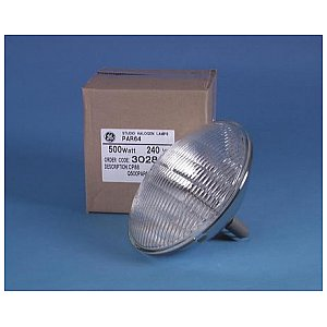 General Electric CP88 PAR-64 240V/500W MFL 300h 1/1