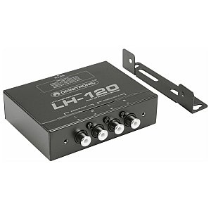 Omnitronic LH-120 Dual stereo extender 1/2