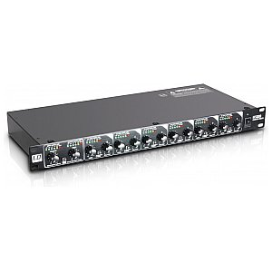 "LD Systems MS 828 - 19"" 8-Channel Splitter/Mixer 1/2"