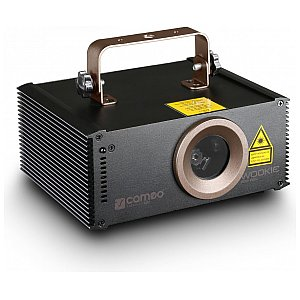 Cameo Light WOOKIE 200 RGY - Laser dyskotekowy, Animation Laser 200mW RGY 1/5