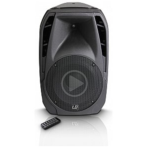 "LD Systems Play 12 A - 12"" active PA Speaker with MP3 Player 1/5"