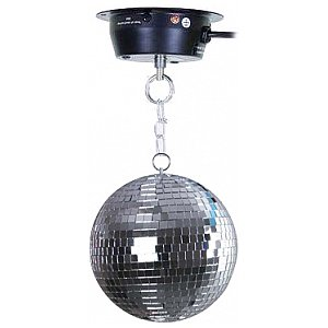 Eurolite MIRROR BALL SET 20CM 1/1