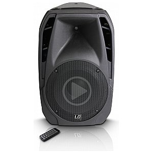 "LD Systems Play 15 A - 15"" active PA Speaker with MP3 Player 1/5"