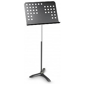 Pulpit na nuty Gravity NS ORC 2 L, Orchestra Music Stand With Perforated Desk tall 1/5
