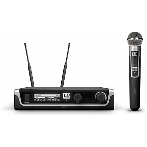LD Systems U505 HHD - Wireless Microphone System with Dynamic Handheld Microphone 1/5