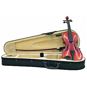 Dimavery Violin 1/8 with bow in case, skrzypce 1/4