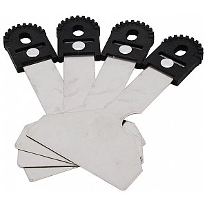 Eurolite Four-way blade 4pcs for Profile Spot 650W 1/2