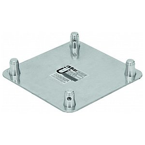 Stopa kratownicy quadrosystemu Alutruss QUADLOCK end plate QQGP-male 1/2