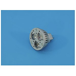 Omnilux GU5.3 12V 3x1W LED green CR 1/1