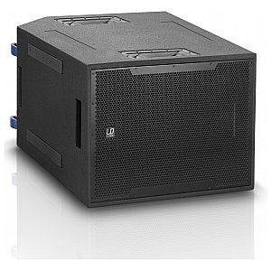 "LD Systems V 218 SUB - 18"" Dual Bass-reflex Subwoofer passive (W-BIN) 1/4"