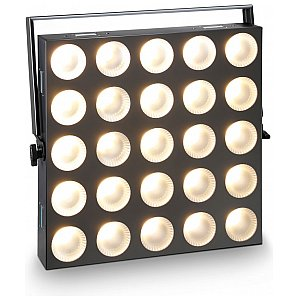 Cameo Light Matrix Panel - 5 x 5 LED Matrix Panel with single pixel control, Blinder LED 1/5