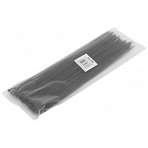 Eurolite cable tie 350x4,5mm black (100pcs) 1/2