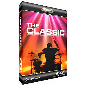 Toontrack The Classic EZX, plug-in 1/1