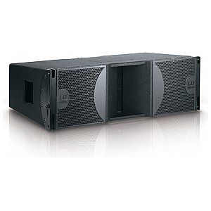"LD Systems VA 8 - Dual 8"" Line Array Speaker 1/2"