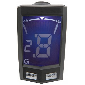 Chord Large LCD clip-on multi-tuner, tuner elektroniczny 1/2