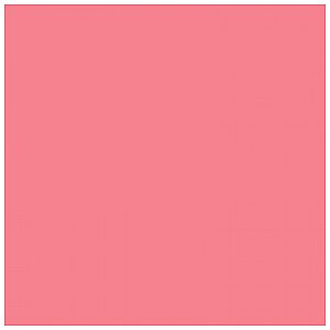 Rosco Supergel SALMON PINK #31 - Rolka 1/3