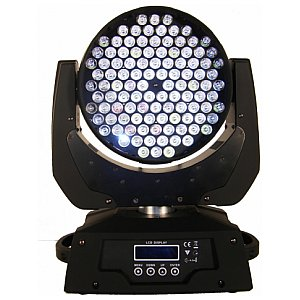 Flash LED GŁOWICA RUCHOMA STRONG 108x3W RGBW WASH III ev. 1/4