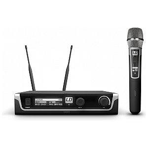 LD Systems U505 HHC - Wireless Microphone System with Condenser Handheld Microphone 1/5