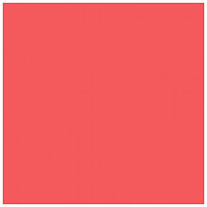 Rosco Supergel MEDIUM SALMON PINK #32 - Rolka 1/3