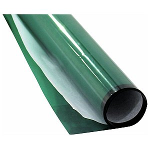 Eurolite Color foil 124 dark green 61x50cm 1/2