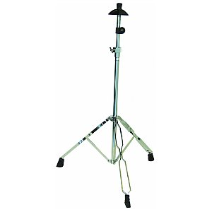 Dimavery Stand for Trombone, chrome, statyw na puzon 1/2