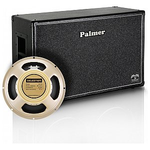 "Palmer MI CAB 212 CRM OB - Guitar Cabinet 2 x 12"" with Celestion Creamback 1/5"
