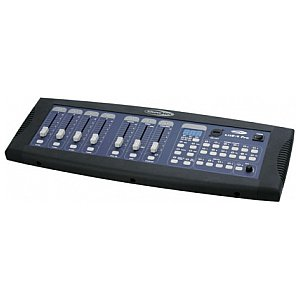 Showtec Lite 4 Pro 4 Channel Desktop DMX Controller 1/3