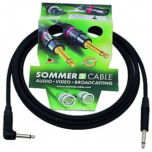 Sommer IC-Spirit 1x0,50qmm black 3m 1/1