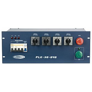 Showtec 4 Channel Chainhoist controller Direct Control 1/3