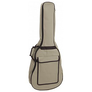 Dimavery DSB-400 dreadnought guitar bag, futerał gitarowy 1/2