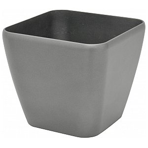 Europalms Decoplanter LUNA-26, rectangular, silver, Doniczka 1/5