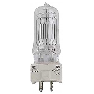 General Electric T26 GCS 240V/650W GY-9,5 400h 3200K 1/2