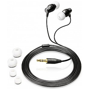 LD Systems IEHP 1 - Professional In-Ear Headphones black 1/3